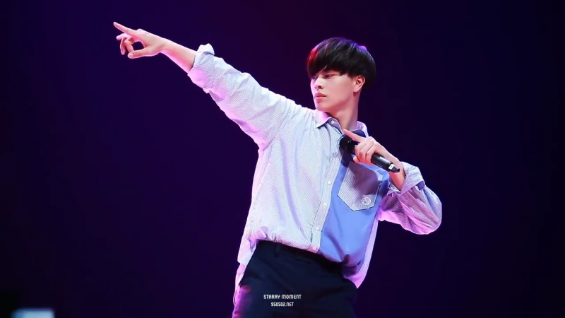 [FANCAM] 17.05.2018: BTOB - Blow Up (Фокус на Сончжэ) @ Kyunghee University Festival