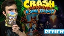 Crash Bandicoot N.Sane Trilogy - Обзор версии игры для Nintendo Switch AirBeatz