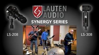 Lauten Audio LS208 / LS308 / Atlantis FC387. Synergy Series Microphones