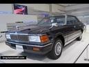 Nissan Cedric 4 Door Hardtop Turbo Brougham 1982