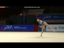 Arina Averina ball (qualification) — Grand Prix 2018 - France Thiais.mp4