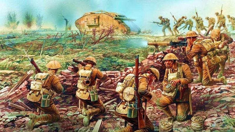 Военно-стратегические игры (рассказывает историк Олег Алпеев)
