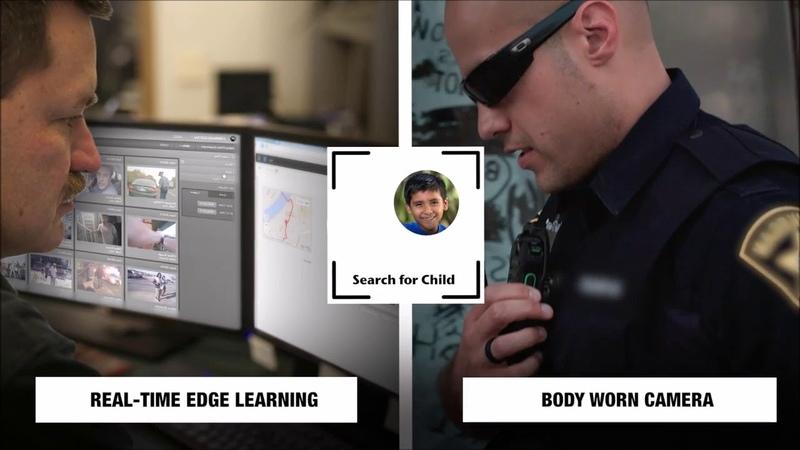 Neurala vücuda takılan akıllı kameralar ile kayıplar ve şüpheliler anında tespit ediliyor