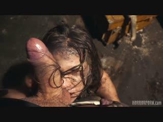 Pandemonium [The Exorcist] horrorporn, BDSM, brunette, hardcore, oral, skinny teen, fetish, facial, pov, rape roleplay