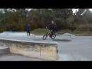 Simone Skybike nose manual session