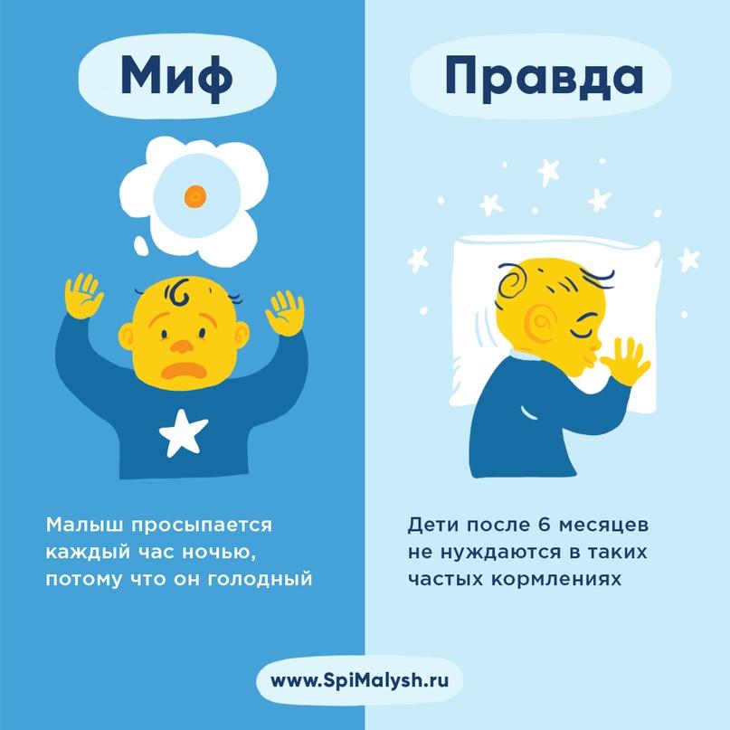 Многие родители жалуются на частые ночные пробуждения, а малыш может заснуть вно...