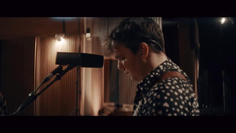 Jim Bauer - Je tattends demain (live session)
