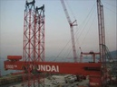 Sarens - Strandjacks - Lifting Goliath Crane - Ulsan - South Korea