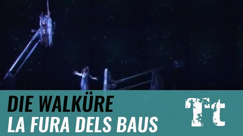 Richard Wagner Die Walkure LA FURA DELS BAUS Zubin Mehta Valencia 2008