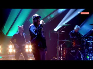 John grant - he's got his mothers hips / is he strange (later... with jools holland 53-02 - 2018-10-02)
