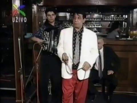 Saban Bajramovic Ko zna zna uzivo TV Palma 1996 2 deo