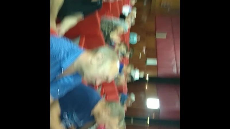 Концерт Татьяны Андиной