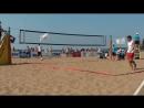 Beach volley Russia Solnechnoe 2018 M 05 Goncharov Chirkin and Bogatov Rakusov