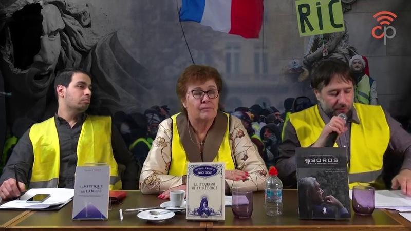 Que penser des listes gilets jaunes aux élections européennes ? - 18/02/2019