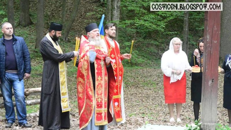La stejarul din Cosmin (Serviciul divin - Ioan Gorda) (2 mai 2016)