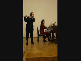 Выступление Кристины