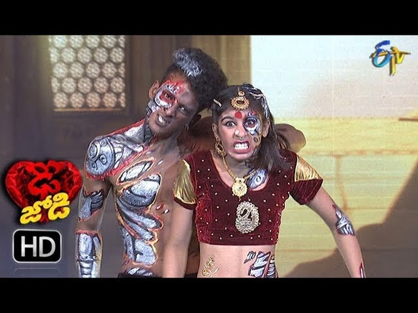Sukumar and Greeshma Performance | Dhee Jodi | 3rd October 2018 | ETV Telugu