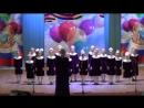 16 Младшая группа образцового хорового коллектива Надежда Шиворот на выворот