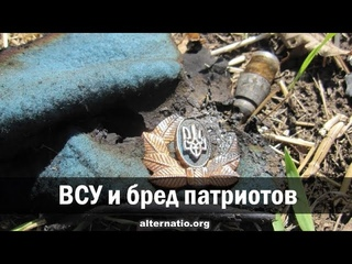 Андрей Ваджра. ВСУ и бред патриотов . (№ 36)