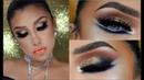 🌟Maquillaje Dramatico Medio Oriente 🌛Middle East makeup tutorial ماكياج | auroramakeup