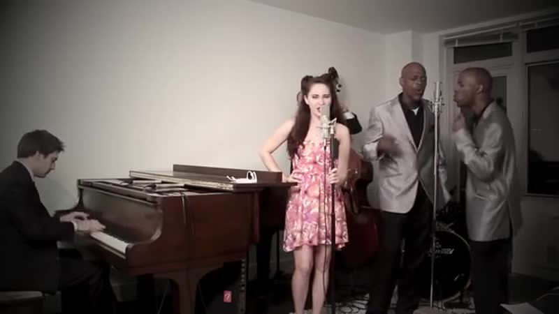 We Cant Stop 1950s Doo Wop Miley Cyrus Cover ft Robyn Adele Anderson The T