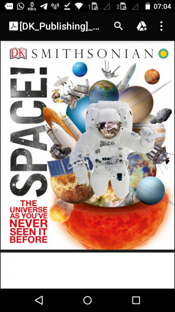 Space! Knowledge Encyclopedia