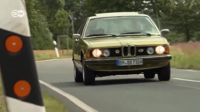 BMW 730 (Е23) (1978) - Green dream machine. Drive it!