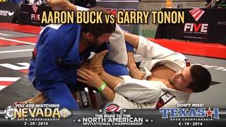 FIVE Grappling Nevada 1: Aaron Buck vs Garry Tonon (Men / Welterweight / Black Belt / Final)