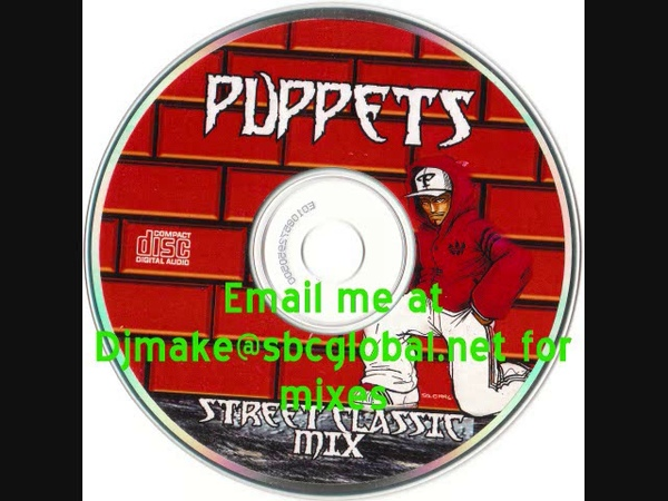 Street Classics Dj Puppet Old School Chicago House Mix Freestyle Wbmx Wgci