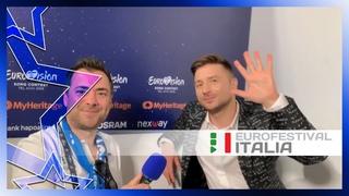 Eurovision 2019 - Intervista a Sergey Lazarev