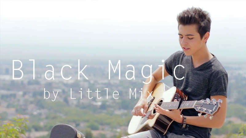 Little Mix Black Magic Cover by Kyson Facer