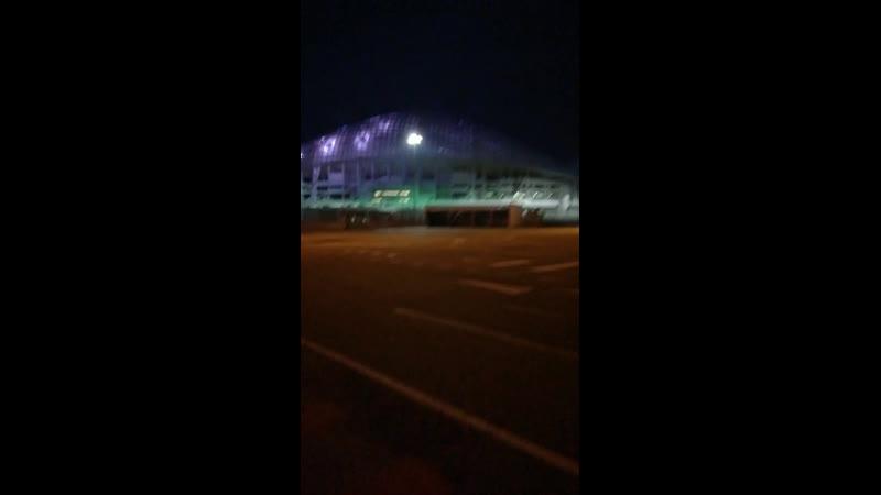 Олемпийский парк Сочи