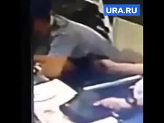 В бурятии пьяный силовик случайно подстрелил товарища