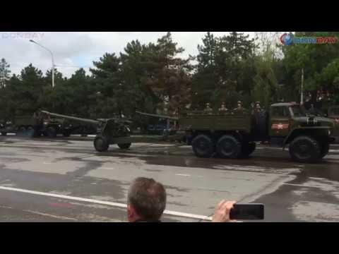 Donday Парад в Новочеркасске 09 05 2019