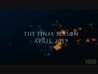 Game of thrones _ season 8 _ official tease_ dragonstone (hbo)