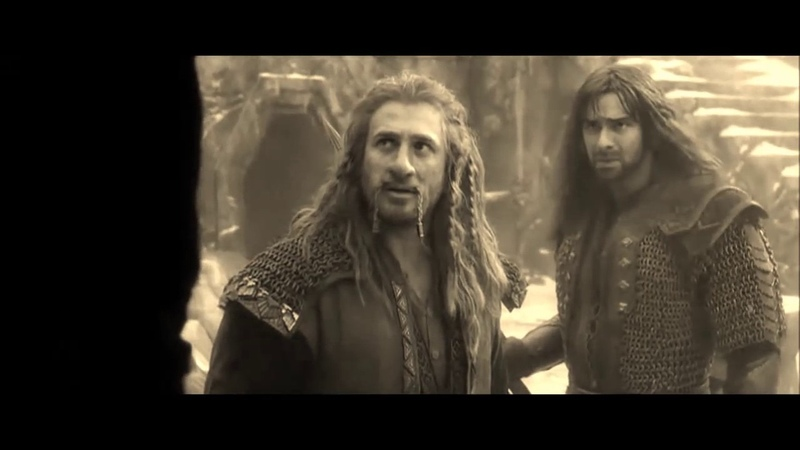 Tribute to Fili and Kili Listen to your heart