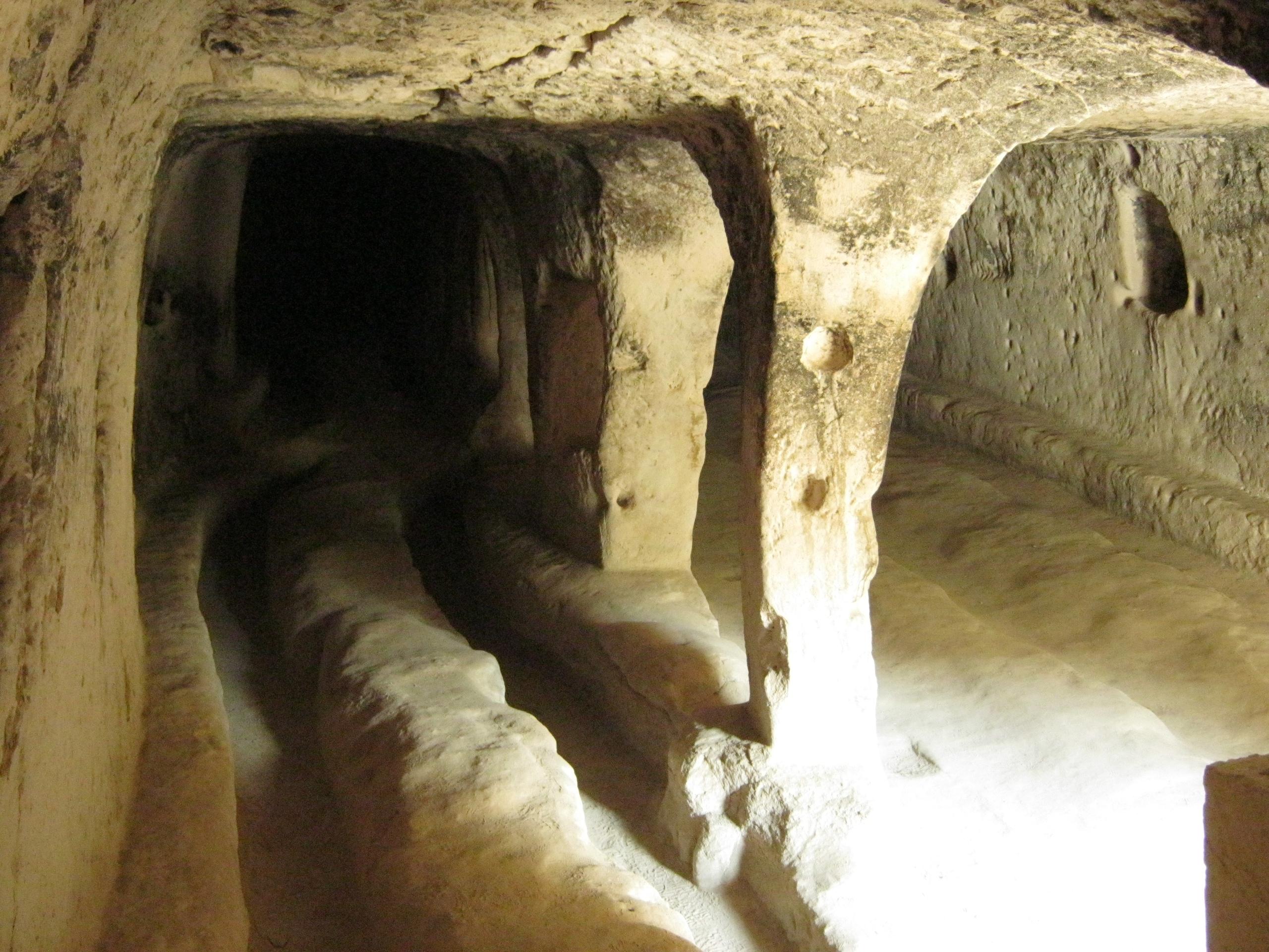 Столовая в Каппадокии