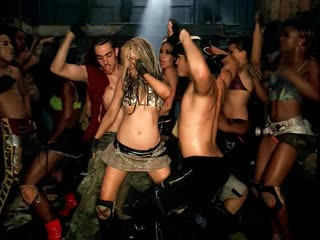 Christina aguilera feat. redman - dirrty (2002)