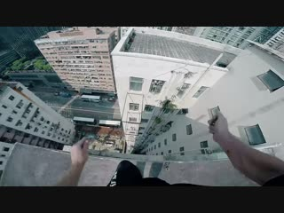 Parkour at Height - Best of Roof Culture Asia