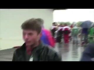 Max Verstappen vs Charles Leclerc clash WSK Euro Series 2012