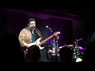 Jimmy d. lane -(son of jimmy rogers,best blues guitarist) (jan 9 2016) violets venue jan 9 2016
