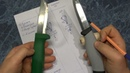 Mora Robust vs Hultafors Grovkniv. Тест ножей Часть 2 Окончание