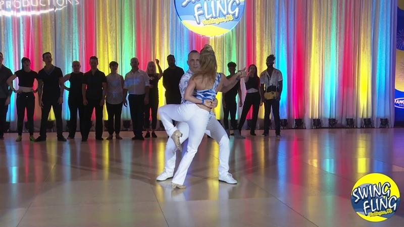 Swing Fling 2019 Open Strictly Swing Gregory Scott Lemery Rollins