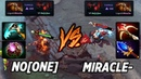 Miracle Earthshaker vs Noone SF EPIC MID BATTLE Dota 2