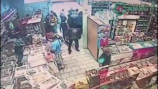 47news: Седой мигрант погиб от ножа нервного скутериста в Лесколово.