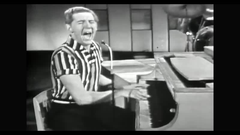 Jerry Lee Lewis - Whole lotta shakin goin on - The Steve Allen show (1957)