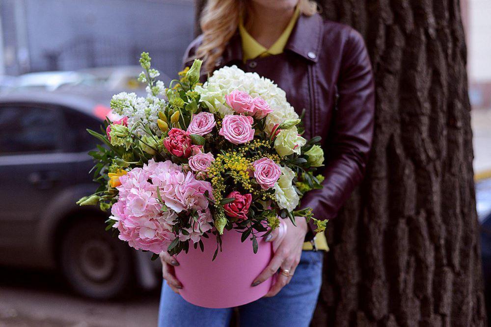 Аранжировки от доставки цветов и нашего интернет-магазина