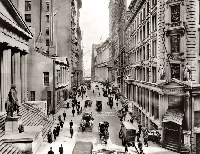 NYC Early 20th Century