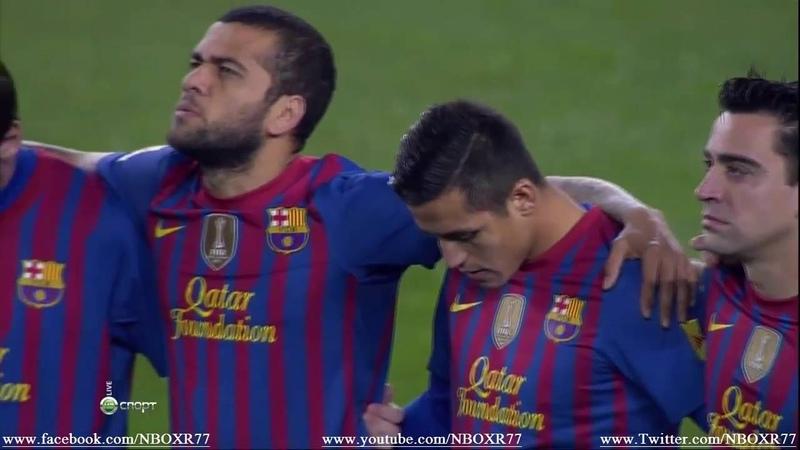 Barcelona vs Real Madrid 2-2 Copa Del Rey full match 25-01-2012-HD