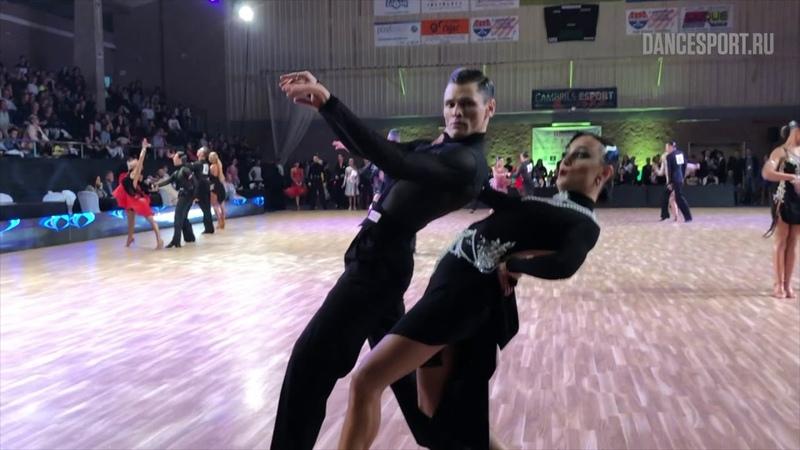 Timur Yusupov Valeria Remina RUS Jive Cambrils 2019